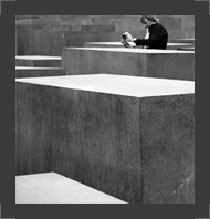 Berlin, The Memorial to the Murdered Jews of Europe